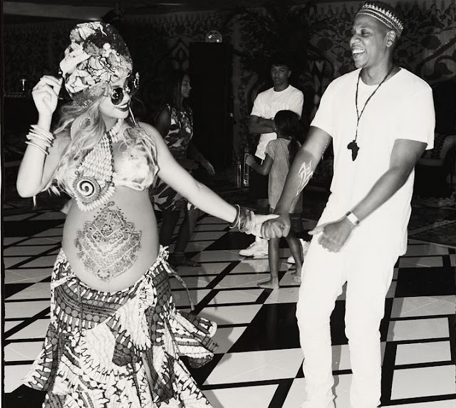 Beyonce and jay z in Nigeria culture