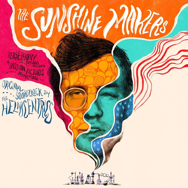 free shipping 75286 8a42a The Heliocentrics - The Sunshine Makers OST (SOUNDWAY RECORDS 2017)