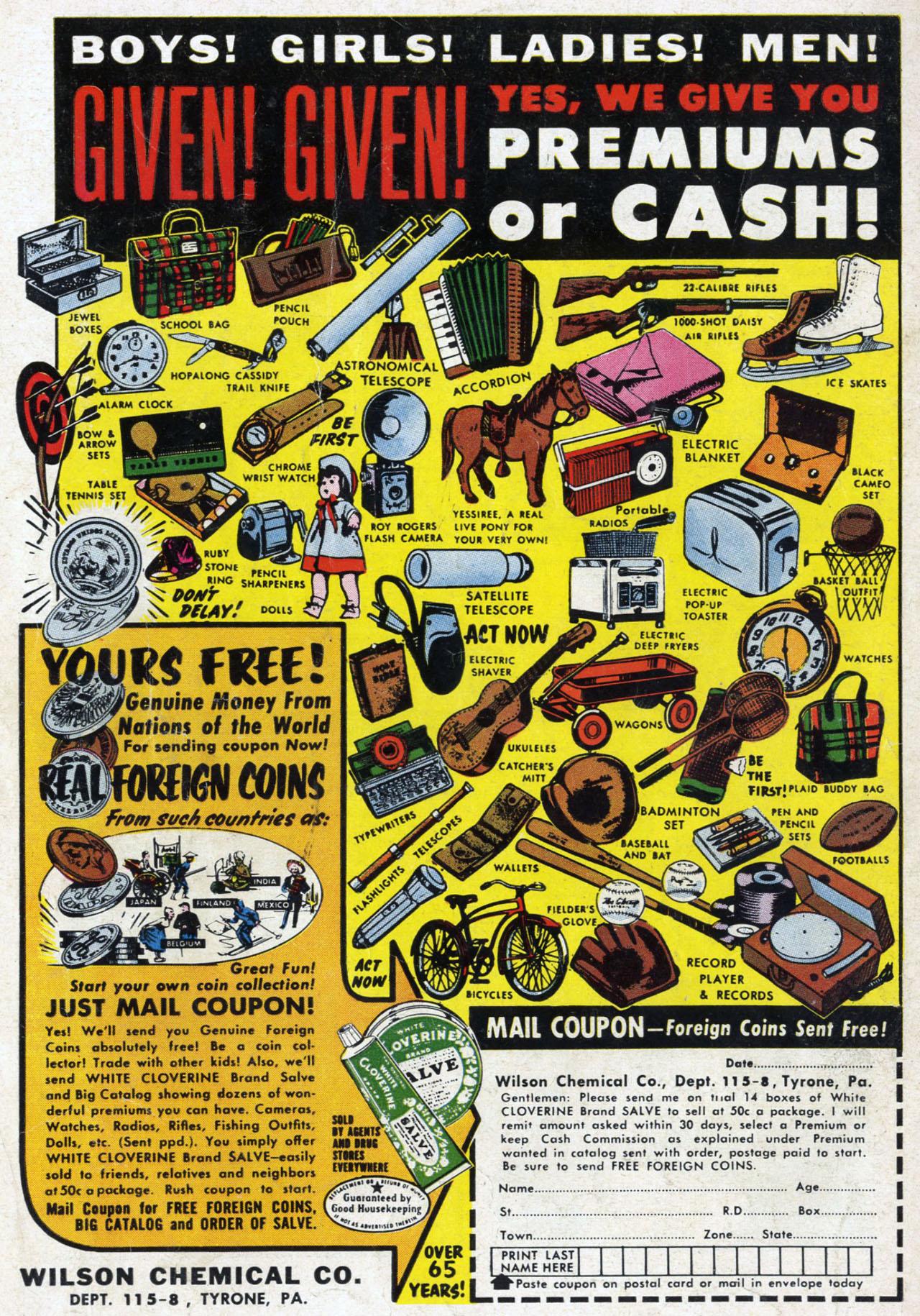 Read online Detective Comics (1937) comic -  Issue #269 - 36