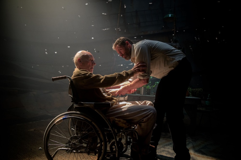 Logan, Wolverine, Marvel Comics, Hugh Jackman, Laura, Professor X, X Men, movie review, byrawlins, mutant, action movie,