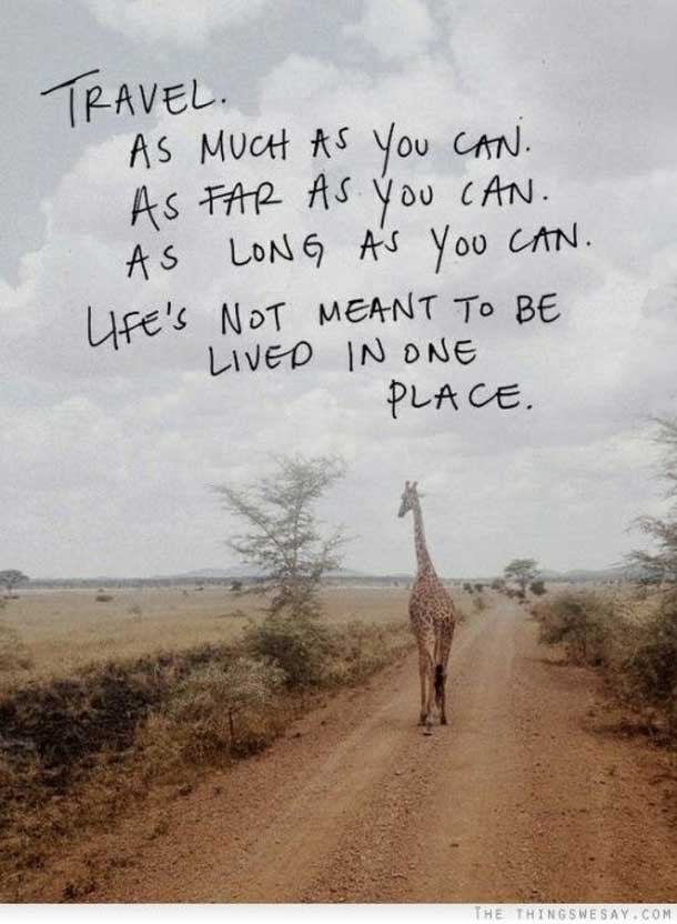 Travel life quotes tumblr