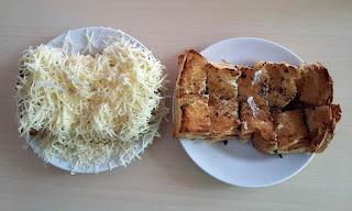 Roti Coklat Keju - Roti Bakar Eddy