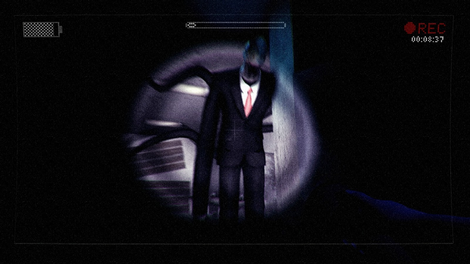 Slender Man Wallpaper Desktop Background