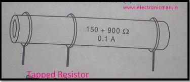 Tapped Resistor