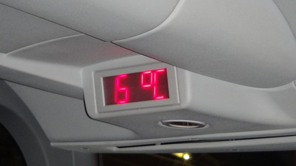 A importância da temperatura na corrida