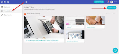 Lumen5 - Auto-Convert Your Blog Posts to Engaging Videos