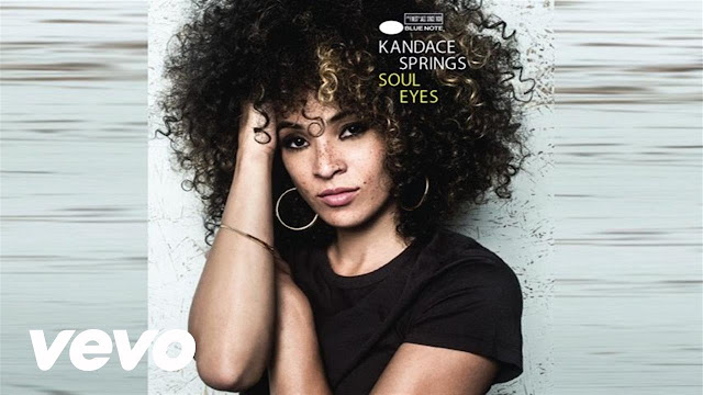 Kandace Springs – Soul Eyes (feat. Terence Blachard)