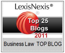 2011年lexisnexis前25名商业法博客
