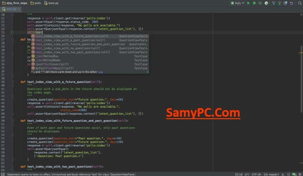 PyCharm Professional Free Download Full Version