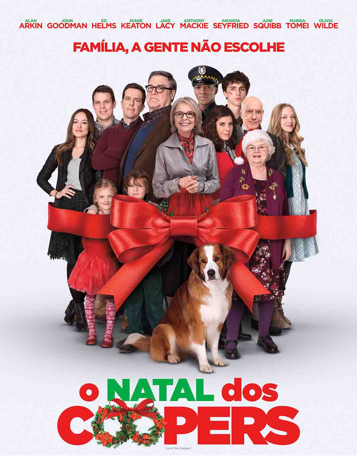O Natal dos Coopers Torrent – Blu-ray Rip 720p e 1080p Dual Áudio (2016)