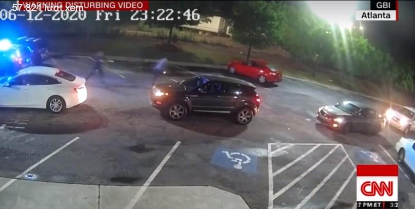 Thêm vụ người da đen ở Mỹ bị cảnh sát Atlanta bắn chết