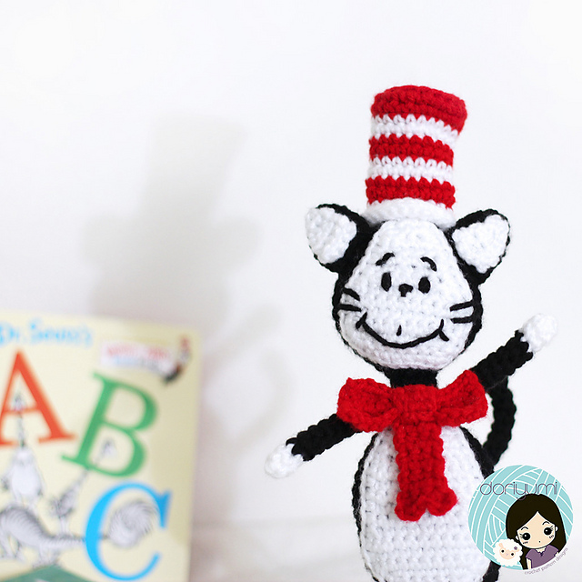 Amigurumi Freely Another Cat In The Hat