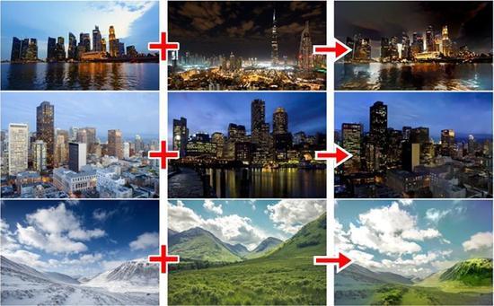 Adobe 新技術可將照片風格套用到其他照片