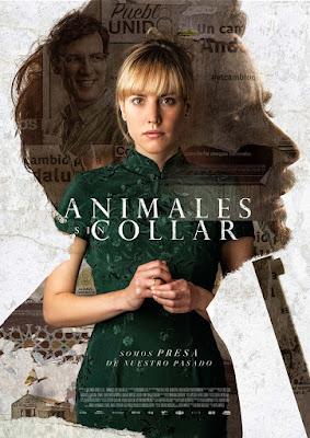 ANIMALES SIN COLLAR - Cartel de la película de Jota Linares