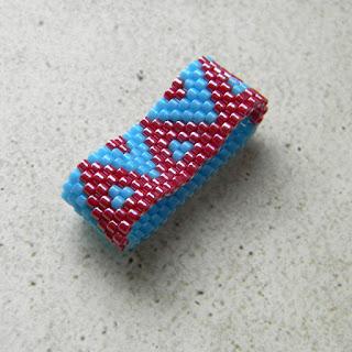купить украшения из бисера плетеные кольца бисероплетение анна белоус