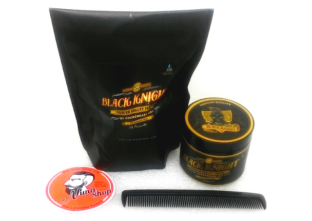 Black Knight Pomade Cockgrease X 79Pomade