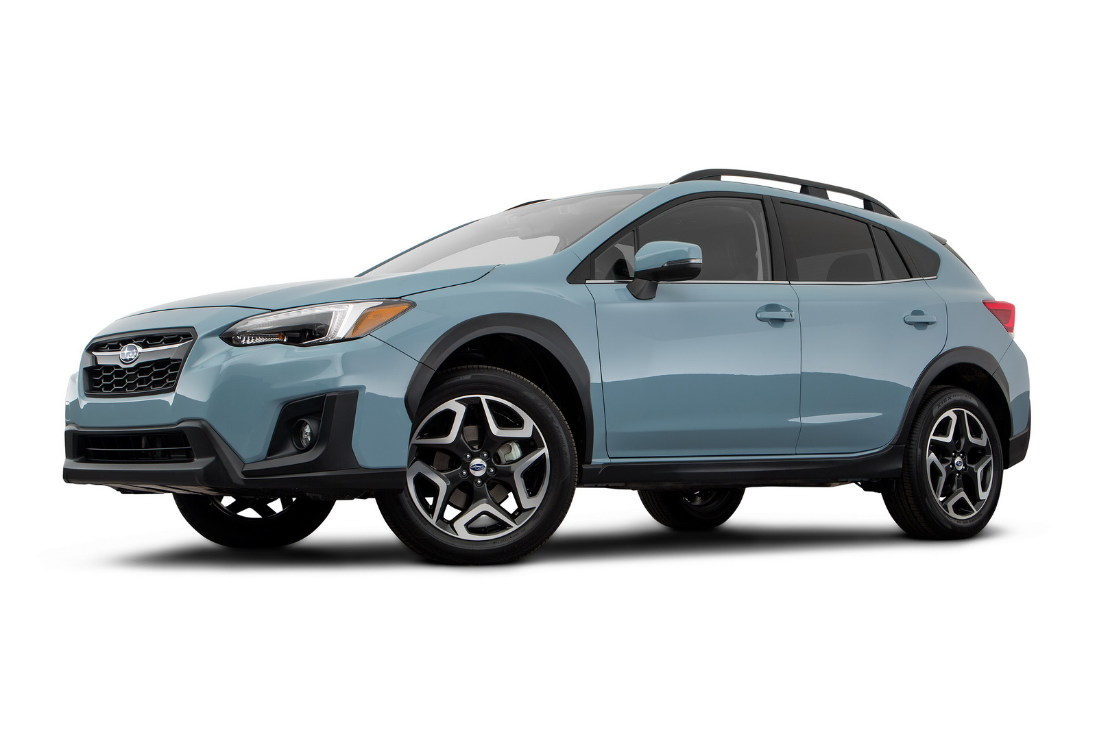 All New Xv 2018 >> Subaru Prices All-New 2018 Crosstrek From $21,795 [30 Pics]