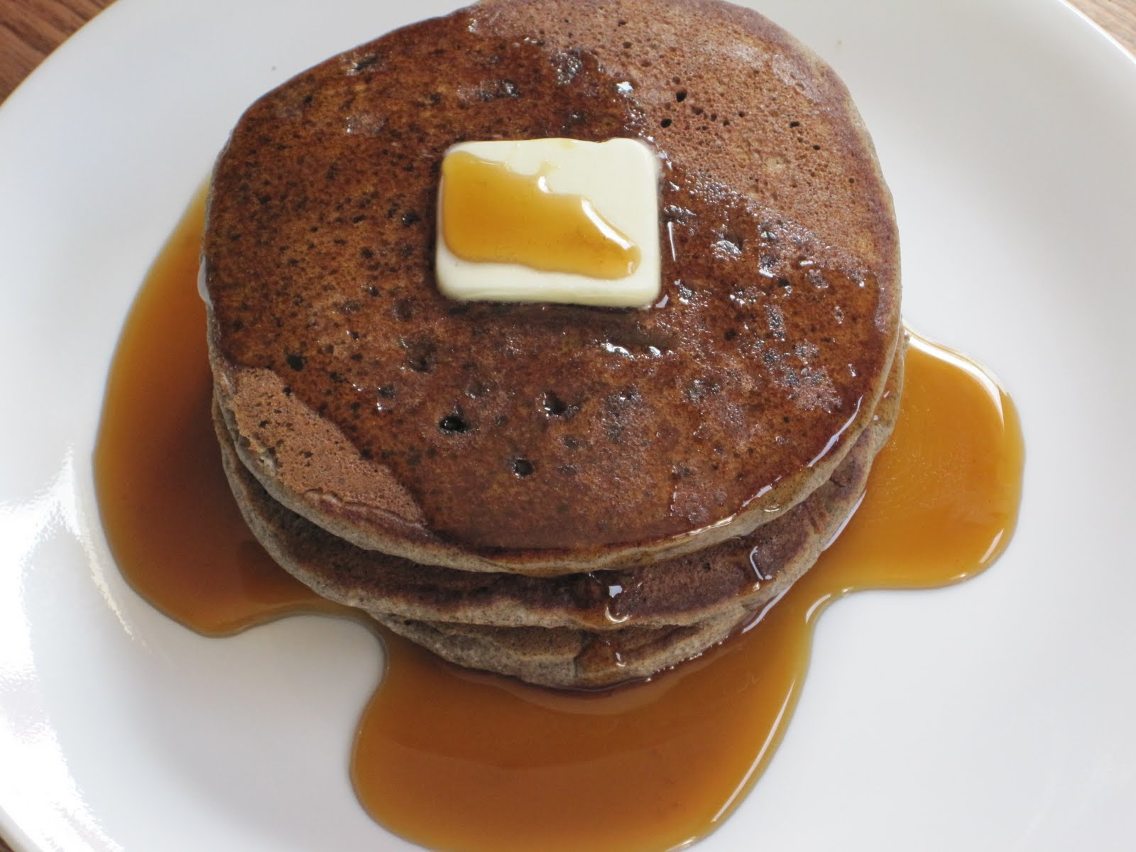 Mr. Micawber's Recipe for Happiness: Absurdly Easy Homemade Pancake Syrup