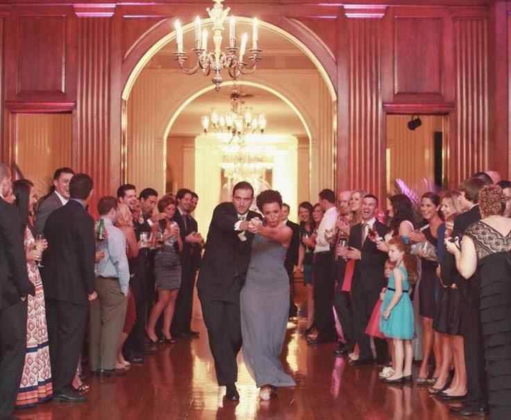 Wedding Tips  WeddingBridal Party Introductions  Entrance