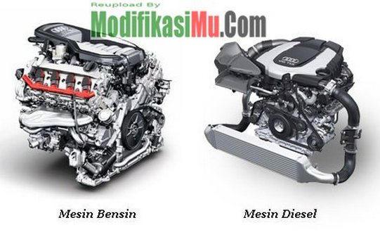 Perbedaan Mesin Diesel dan Bensin Pada MObil - Mesin Suzuki Ertiga Bensin Dan Diesel - 13 Keunggulan Mesin Mobil Diesel Dibanding Bensin Apa Kelebihan dan Kekuranganya