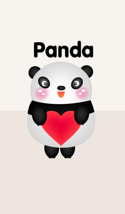 I'm Panda Theme