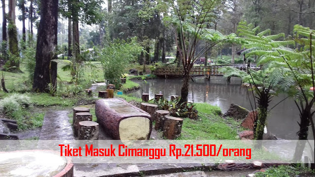 Tiket Masuk Cimanggu Ciwidey 2018