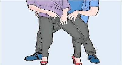 للمتزوجين فقط : 3 طرق حلال للاستمتاع بمؤخرة الزوجة دون إرتكاب المحظور