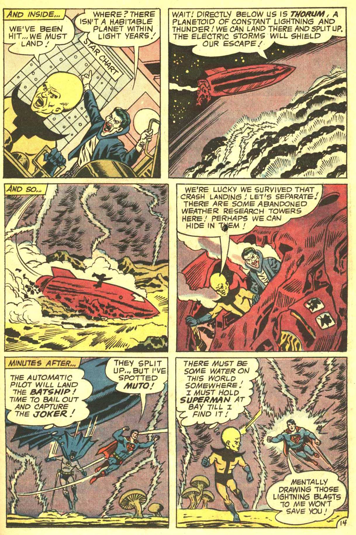 Read online World's Finest Comics comic -  Issue #166 - 19
