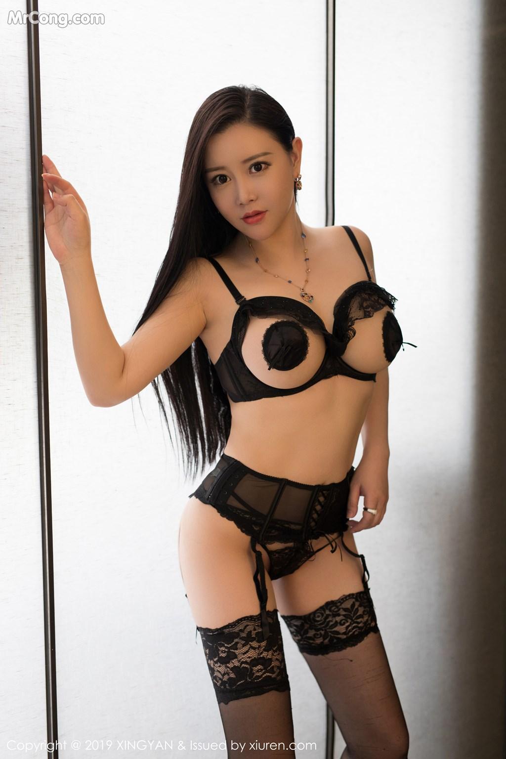 Image XingYan-Vol.115-Wang-Wan-You-Queen-MrCong.com-009 in post XingYan Vol.115: Wang Wan You (王婉悠Queen) (42 ảnh)