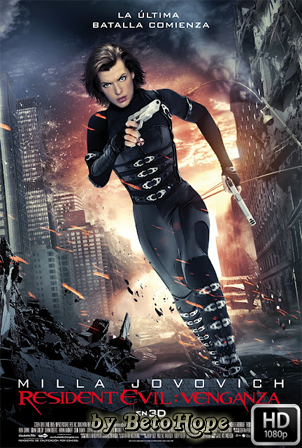 Resident Evil 5: Venganza [2012] HD 1080P Latino [Google Drive] GloboTV