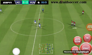 Download FIFA 14 Mod 18 Offline HD Graphic