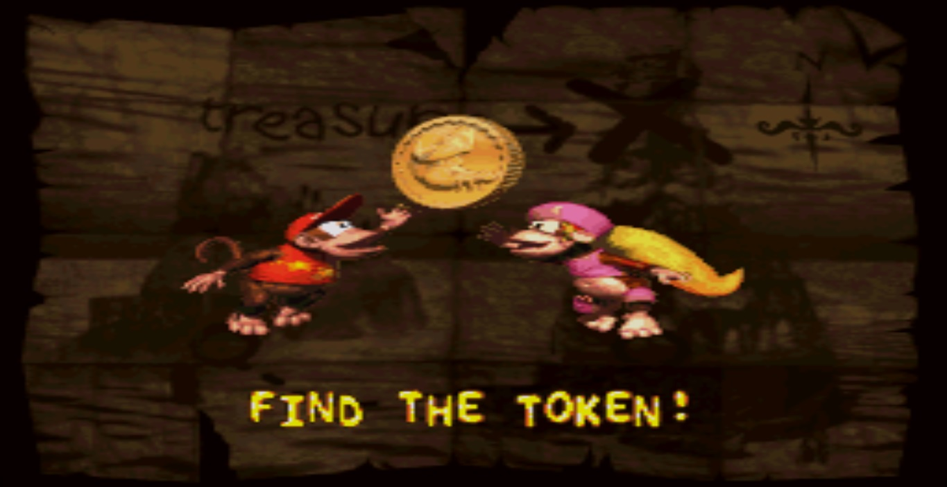 Donkey Kong 75 Videojuegos: Snes Eternament: Donkey Kong Country 2: Diddy's Kong Quest