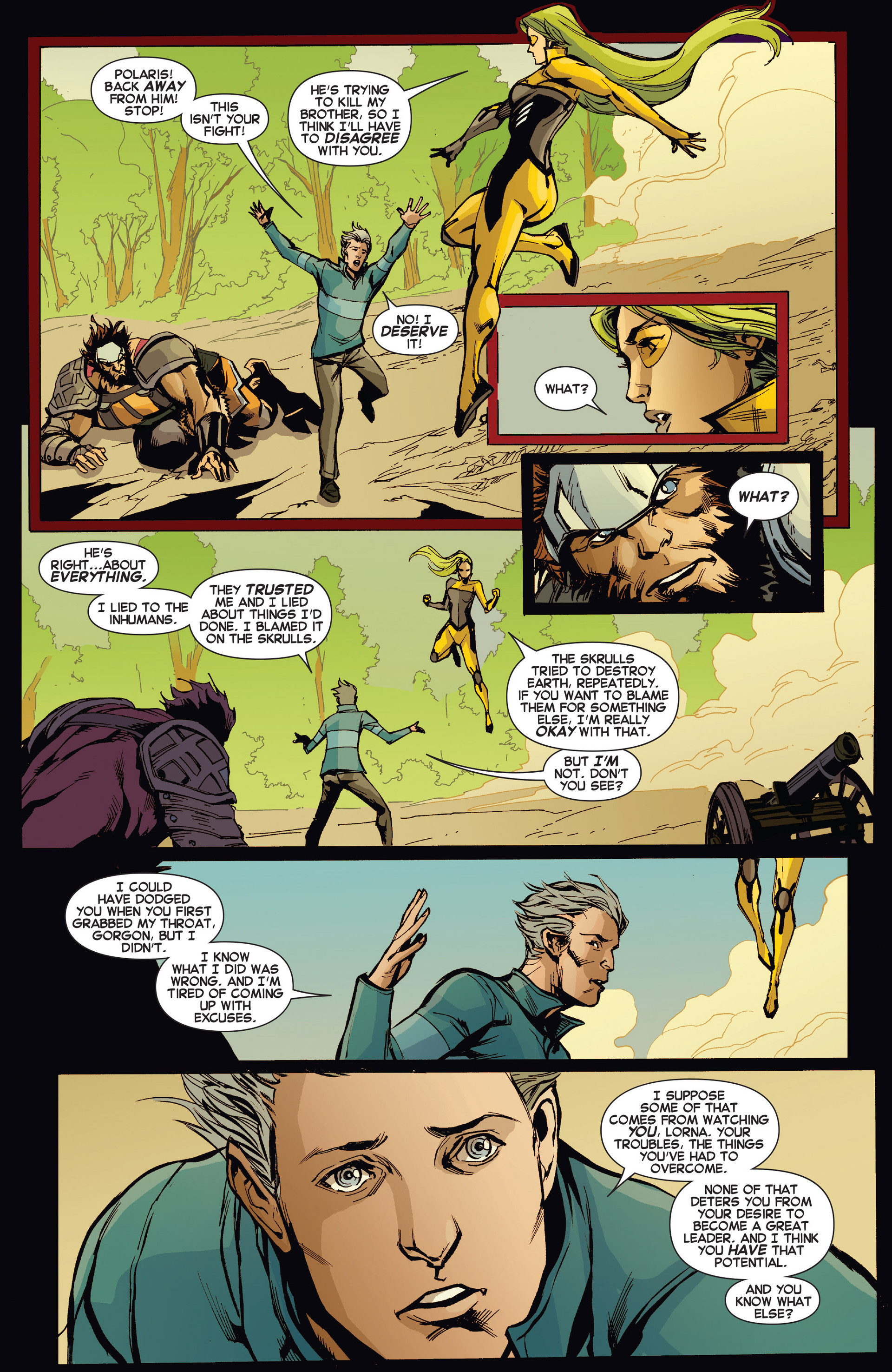 Read online All-New X-Factor comic -  Issue #13 - 19