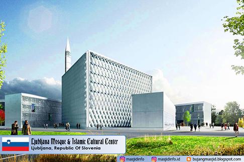 Slovenia Mendirikan Masjid Pertama Setelah 50 Tahun