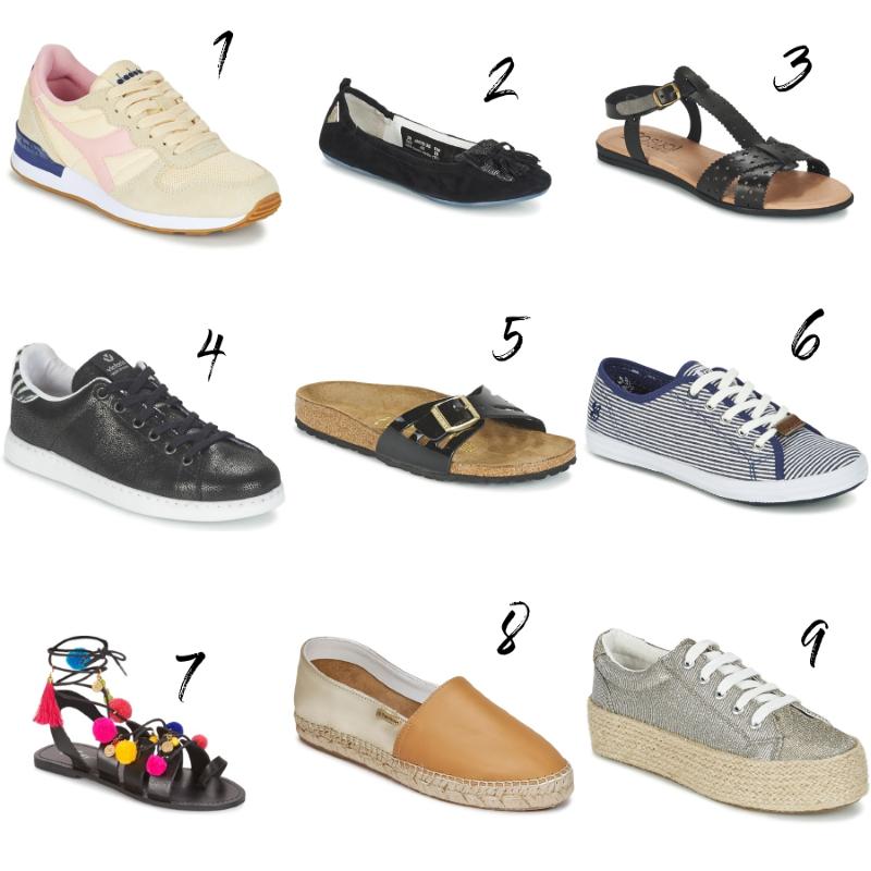 soldes 3e demarque spartoo chaussures