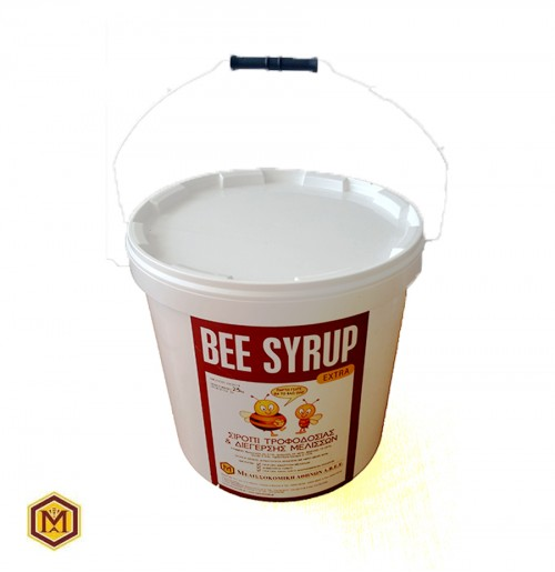 Bee Syrup EXTRA Συσκευασία 25 κιλών με μόλις 19,02 €