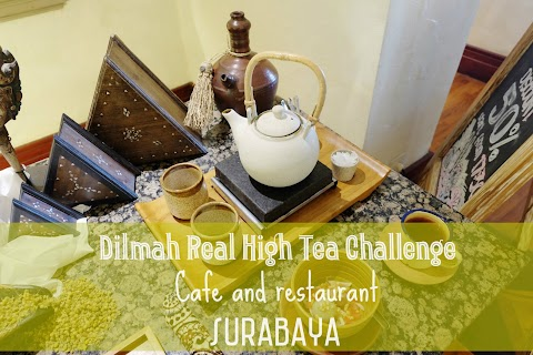 Dilmah Real High Tea Challenge Surabaya