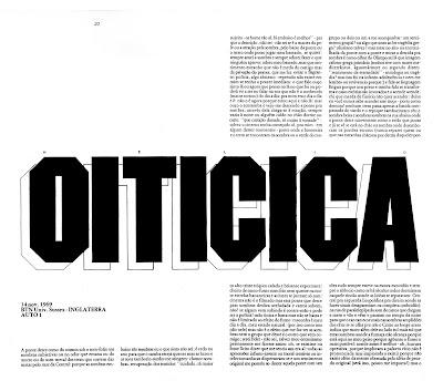 Revista ÍMÃ, n.1, 1985.