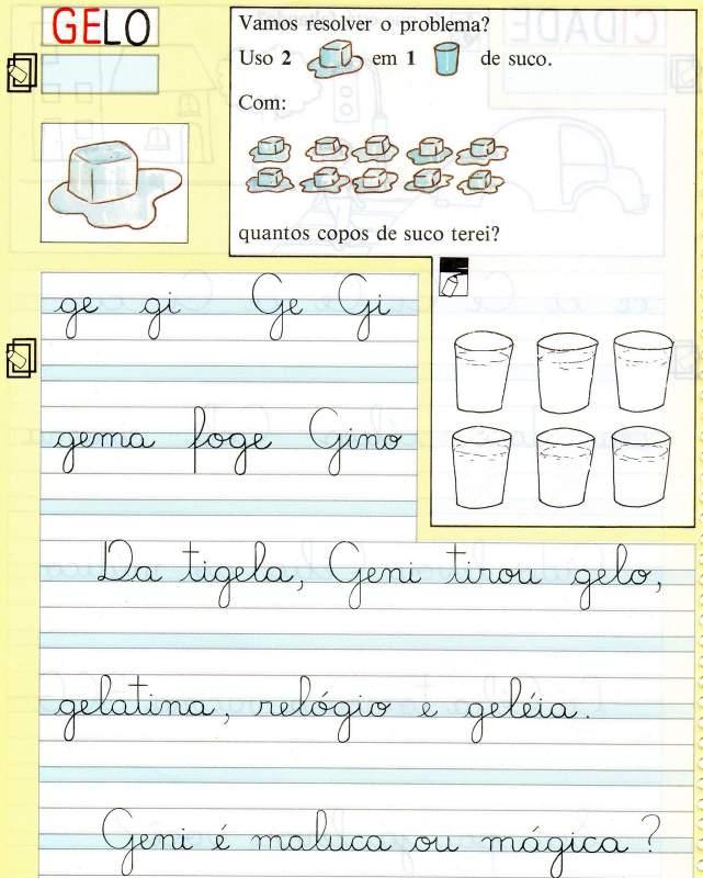 Exercícios De Caligrafia Para Alfabetização