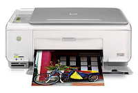 HP Photosmart C4485 Printer Driver