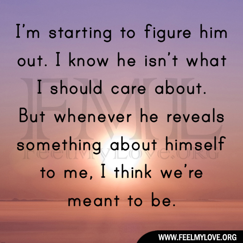 Care For Him Quotes