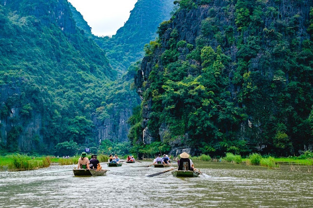Hang Mua - A step to heaven in Ninh Binh 1