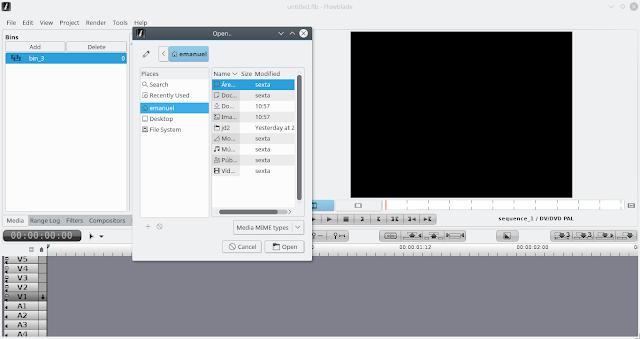 Ubuntu/Debian: Como instalar o Flowblade no Ubuntu/Debian/LinuxMint  e Duzeru!