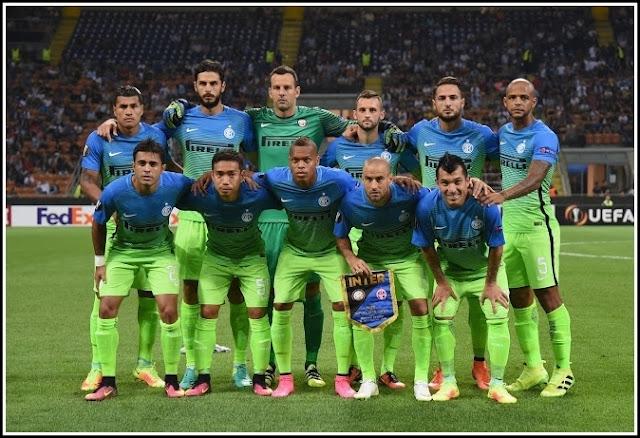 Inter Milan 2016 2017 Nike Third Football Kit, Soccer Jersey