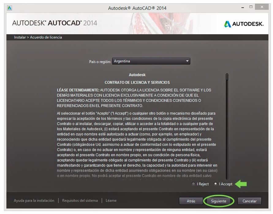 Autodesk AutoCAD 2014 Espaol 32Bits 64 Bits