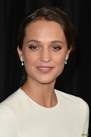 Alicia Vikander - 41st Annual Los Angeles Film Critics Association Awards @ InterContinental Hotel in Century City - 01/09/16