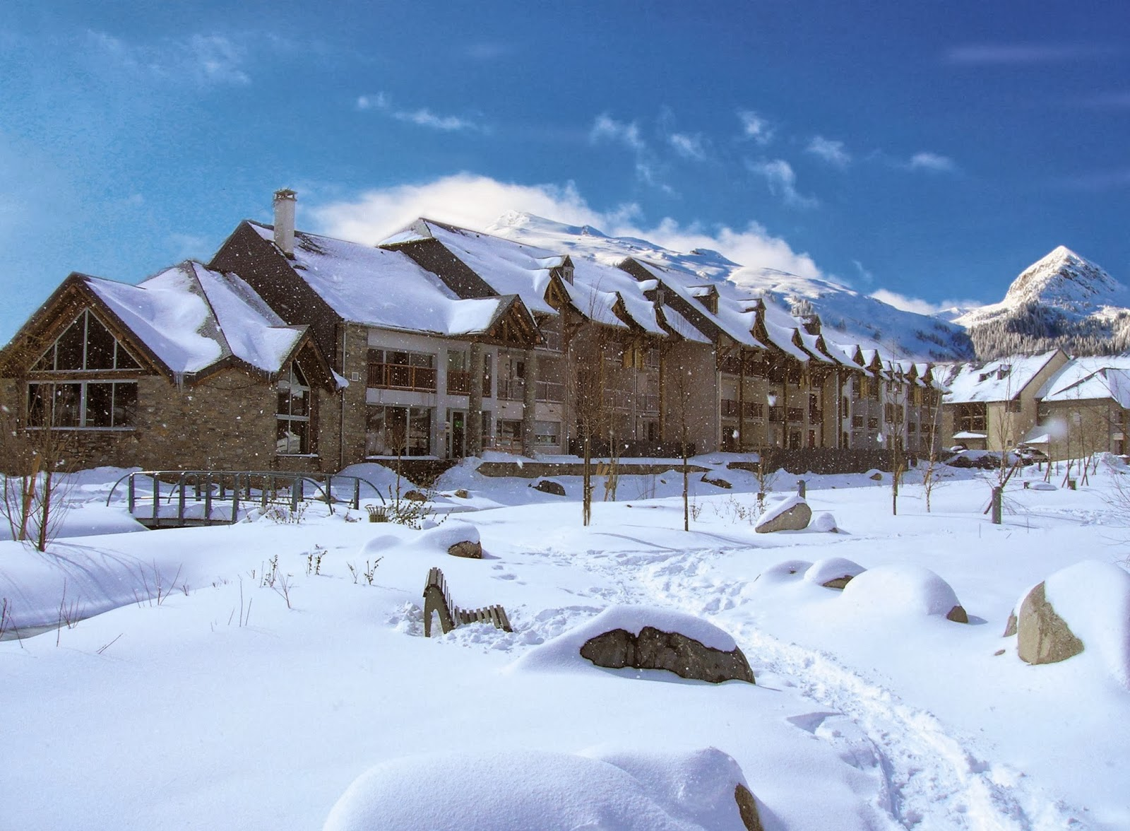 Self catered accommodation, L'Ardoisiere in Saint Lary