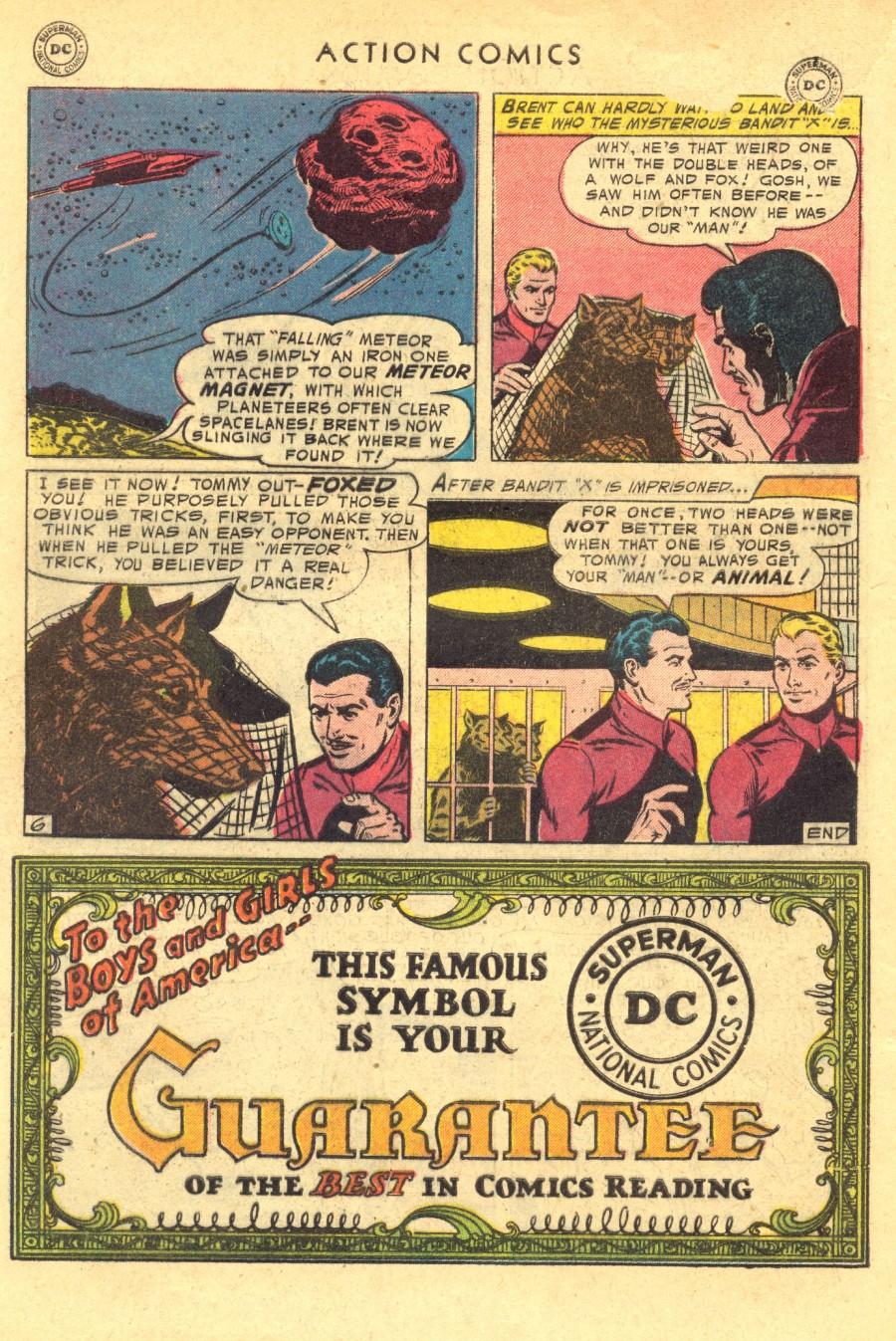 Action Comics (1938) 211 Page 31