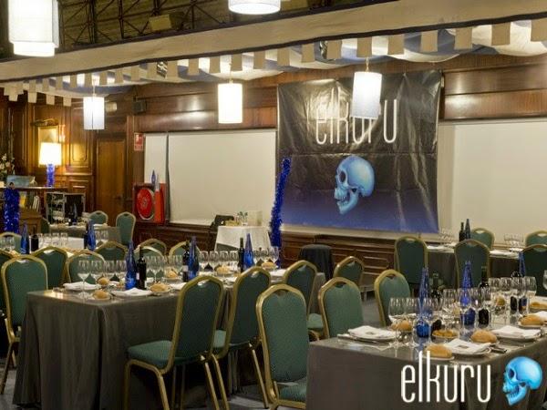 Cenas de empresa originales en Madrid