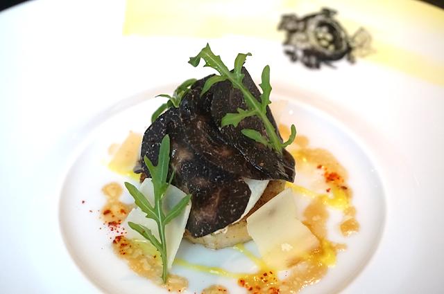 Michelin-starred Festive Cuisine